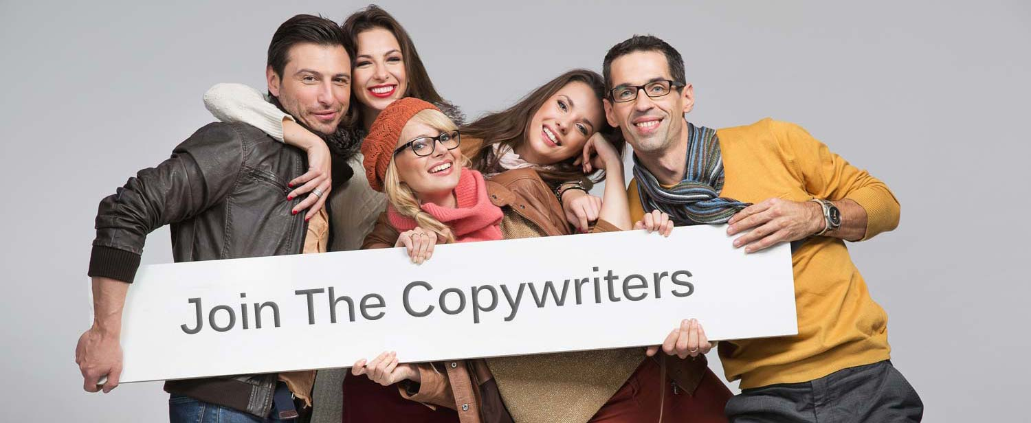 Working with The Copywriters