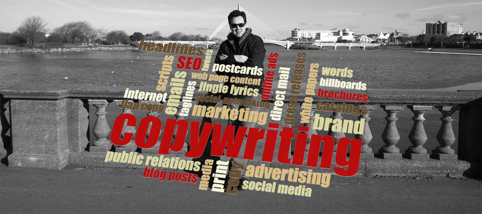 Services offered by The Copywriters - The Professional Copywriting Service
