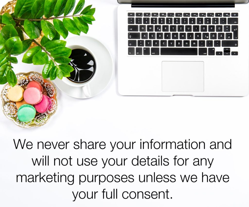 The Copywriters online privacy policy